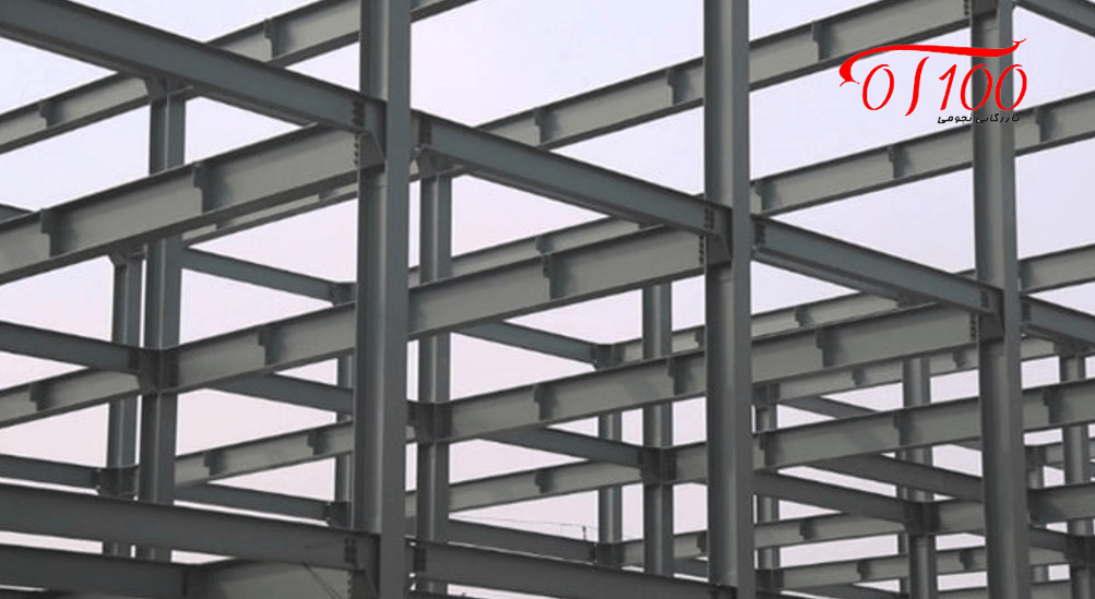 تیرآهن ساختمانی